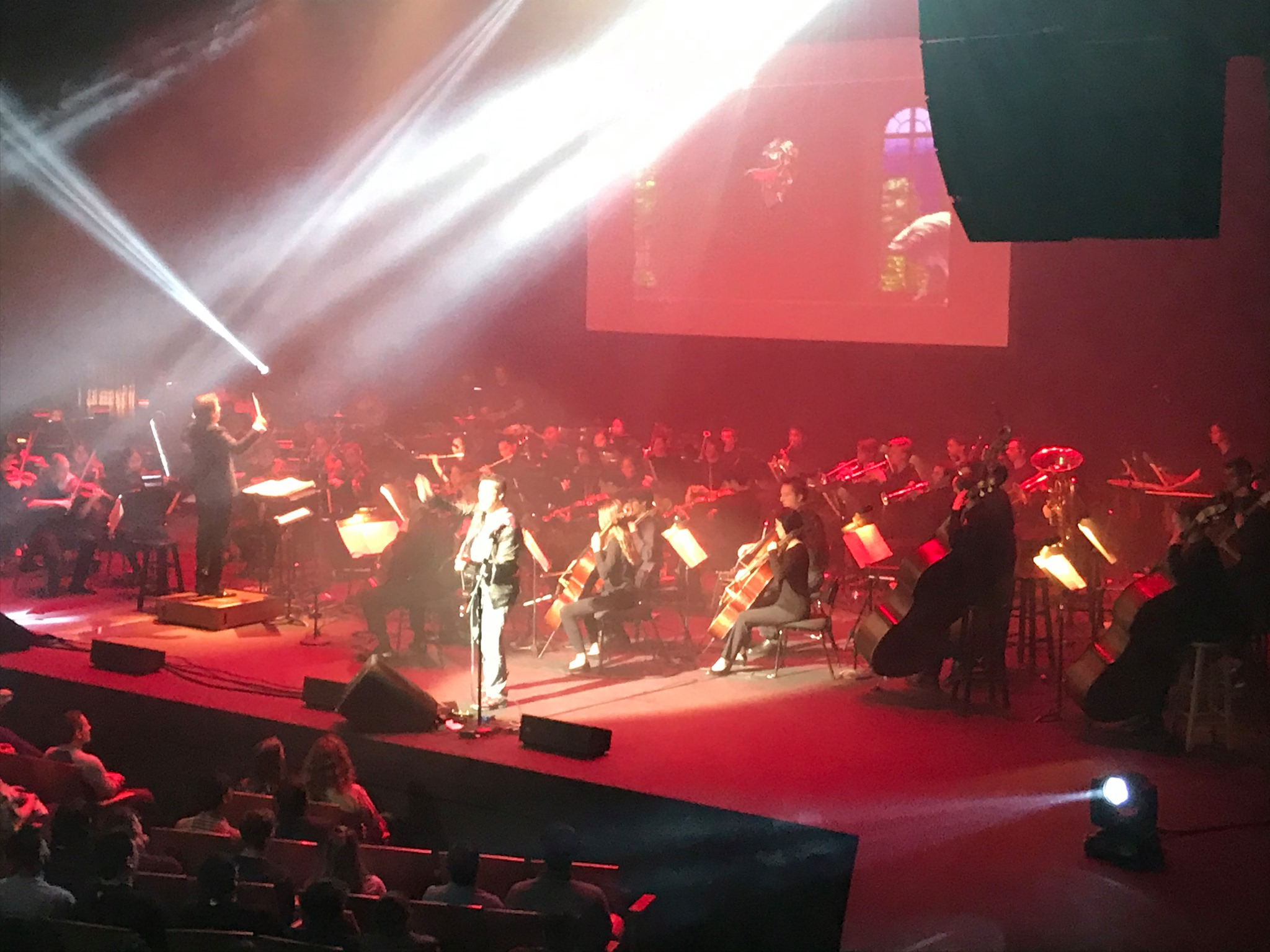 Video Games Live performance