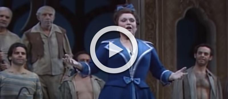 "Marilyn Horne performing Rossini's ""Pensa alla Patria"" from L'Italiana in Algeri"