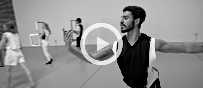 "LA Dance Project in Benjamin Millipied's ""Chaconne"""