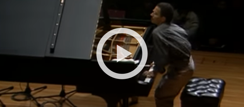 "Pianist Keith Jarrett Performs Gershwin's ""Summertime"""