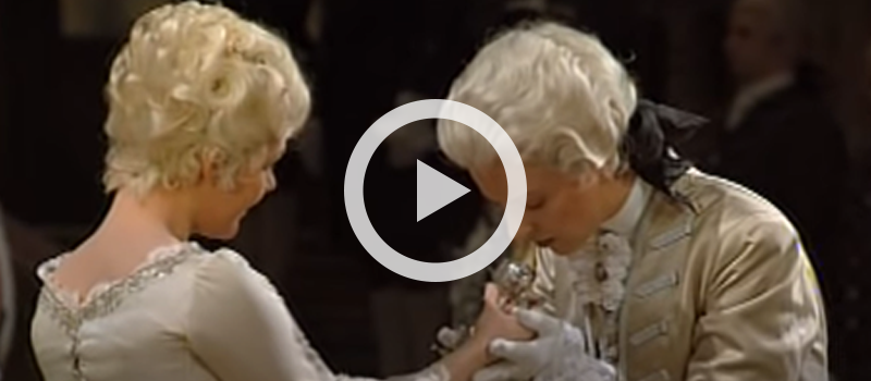 "Barbara Bonney and Anne Sofie von Otter in R. Strauss' ""Presentation of the Rose"" Scene from Der Rosenkavalier, Op. 59"